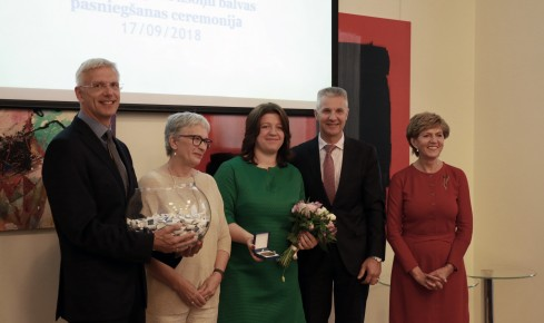 Foto: EP informācijas birojs Rīgā